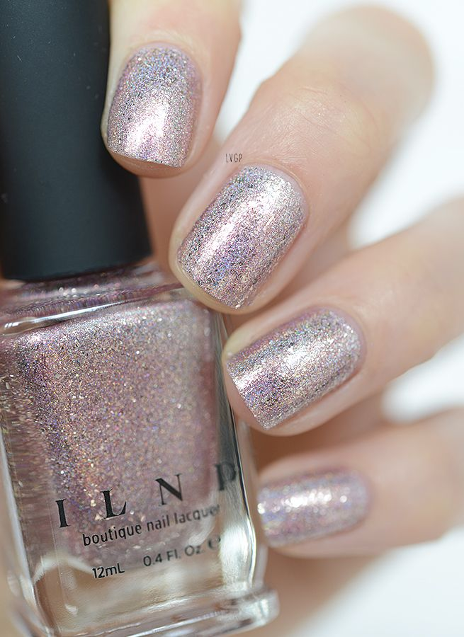 Pink Mimosa ILNP Summer Collection 2015 | Nail art | Pinterest ...