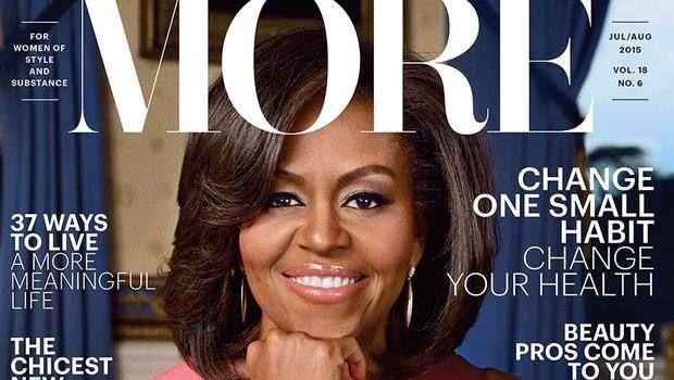 FLOTUS #MichelleObama #MORE #MAGAZINEMichelle Obama First - magazine editor job description