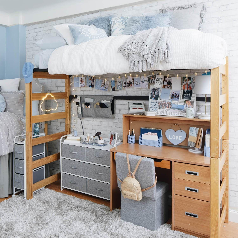 DAY DREAMER ROOM – Dormify in 23  Dorm room designs, Dorm
