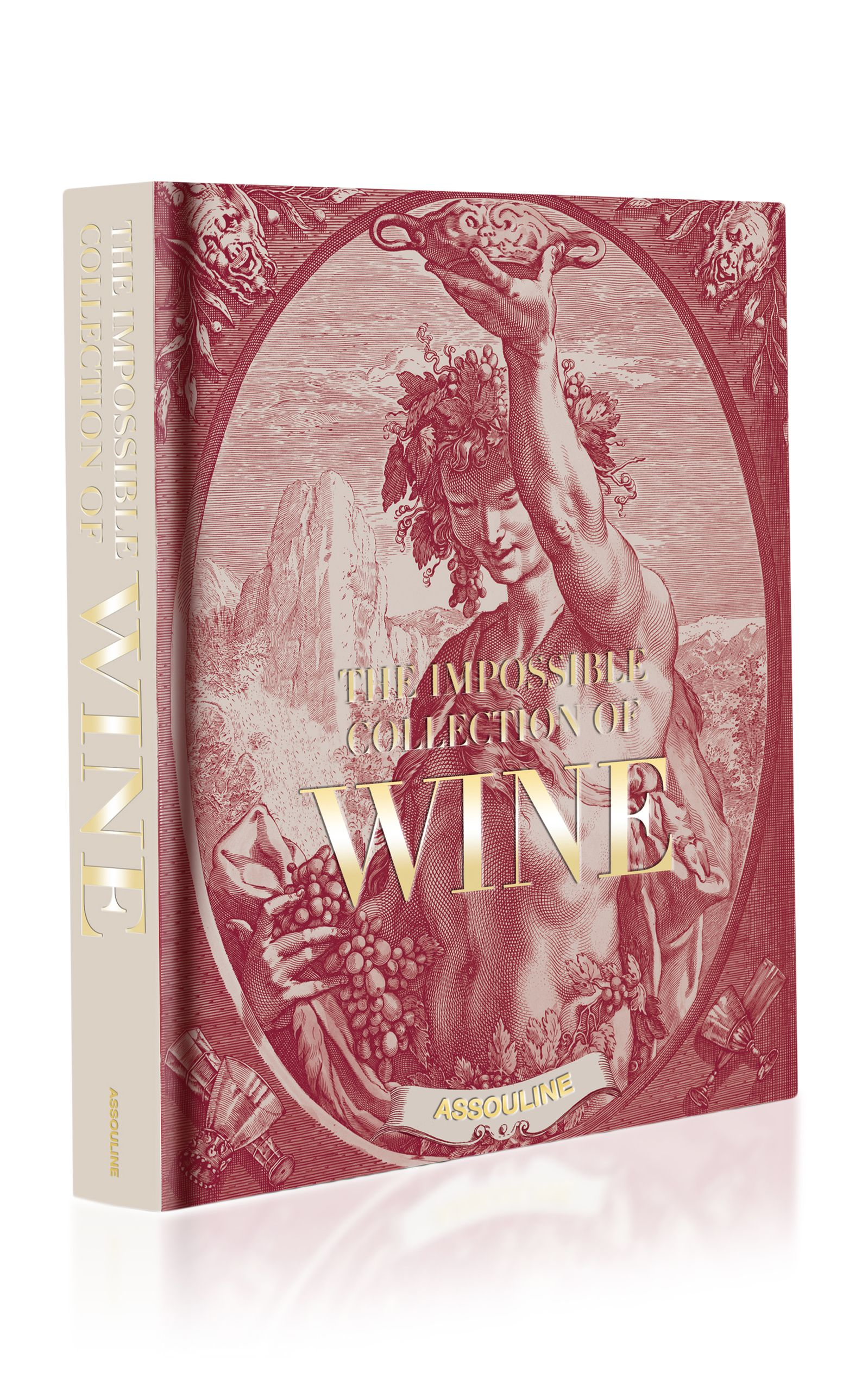 845 Assouline The Impossible Collection Of Wine Hardcover Book The Impossible Collection Of Wine Hardcover Book Is Wr Wine Book Vintage Wine Wine Collection