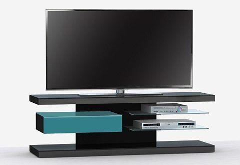 Jahnke LCD TV-Möbel schwarz, »SL 660 LED« Jetzt bestellen unter - wohnzimmer tv m bel