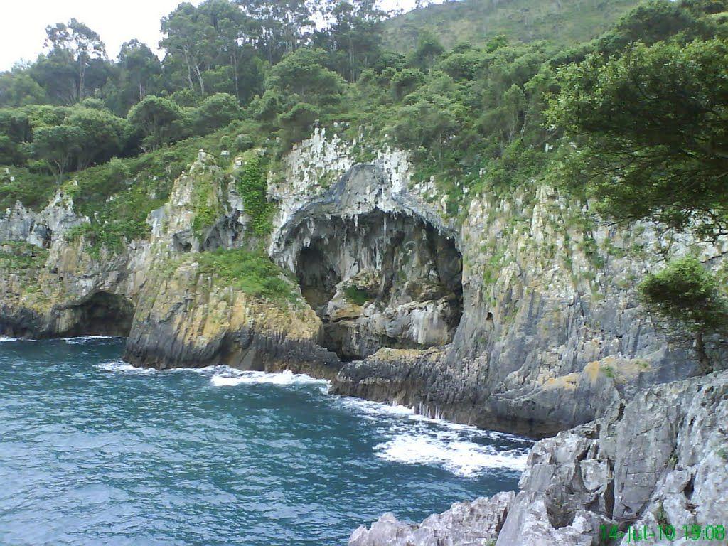 La Boca de la Ballena desde El Escañuco