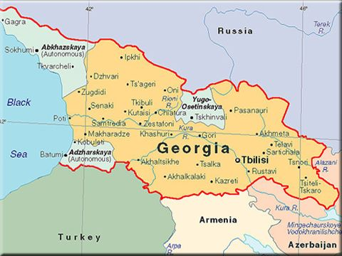 map of eastern europe georgia Study MBBS in Georgia 🇬🇪 | Shiksha4u | Georgia map, Georgia
