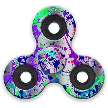 Image Result For Fidget Spinner Paint Splatter Cool Fidget Spinners Paintball Party Spinners