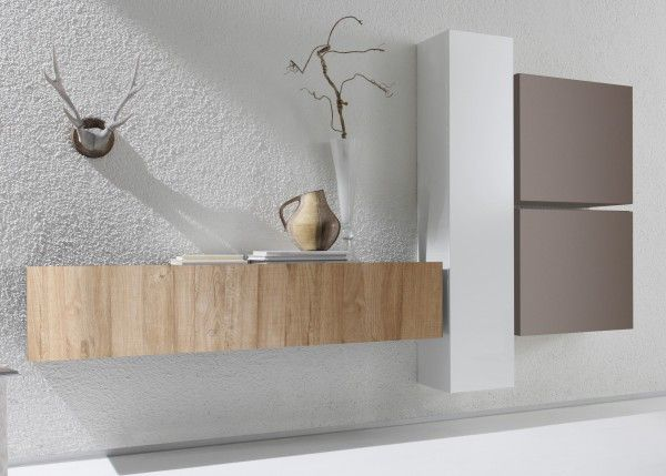 Wohnwand Como Iii 4 Tlg In 2019 Dream House Modern Wall Units