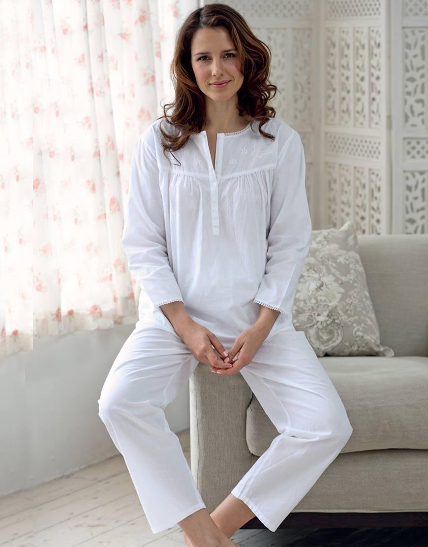 07db92f5c Victorian Cotton Pyjamas set- absolutely love them! <3 | JAMMIN ALL ...