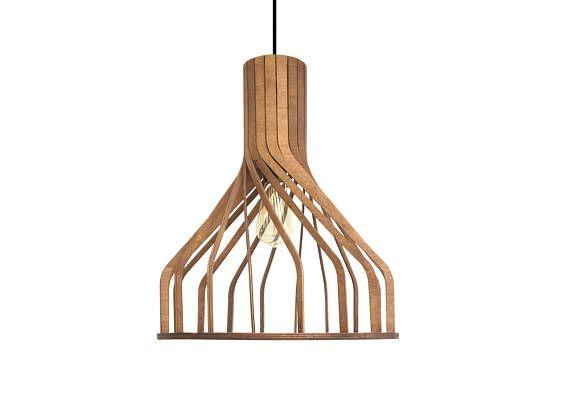 GroBartig Dieses Moderne Holz Pendelleuchte Kann Als Eine Insel Licht, Küche Oder  Wohnzimmer Beleuchtung Verwendet Werden. Hölzerner Kronleuchter Licht Wird U2026
