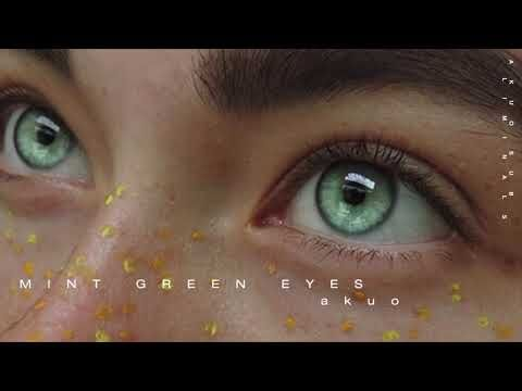 GET MINT LIGHT GREEN EYES IN SECONDS SUBLIMINAL - BIOKINESIS - YouTube