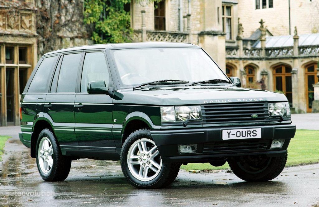 LAND ROVER Range Rover specs & photos 1994, 1995, 1996