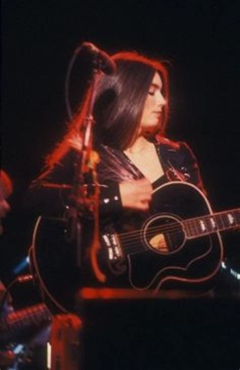 emmylou harris so beautiful and inspiring i first heard