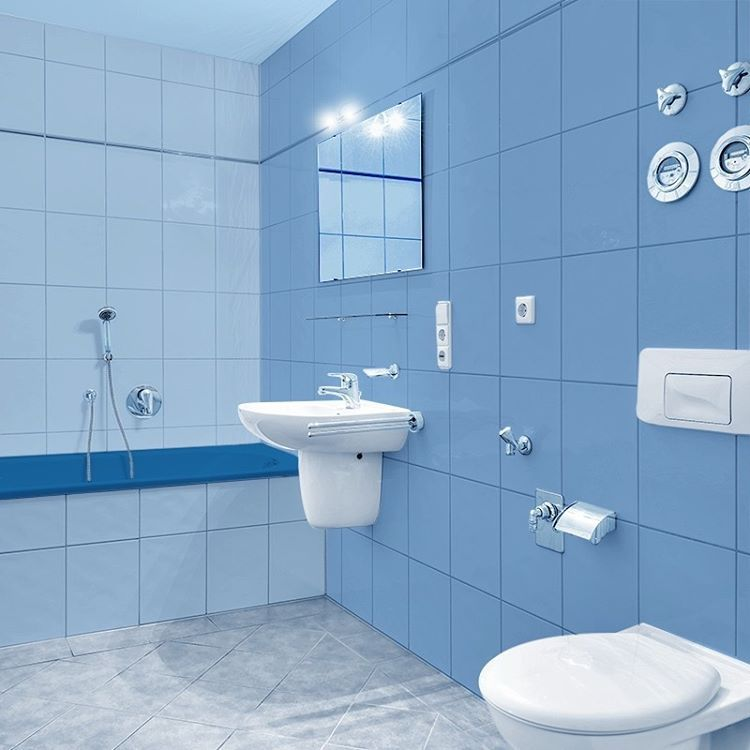 Nippon paint malaysia colour code wedgewood blue 1040r80b for Bathroom ideas malaysia