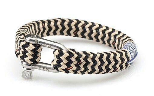 Pig & Hen bracelet