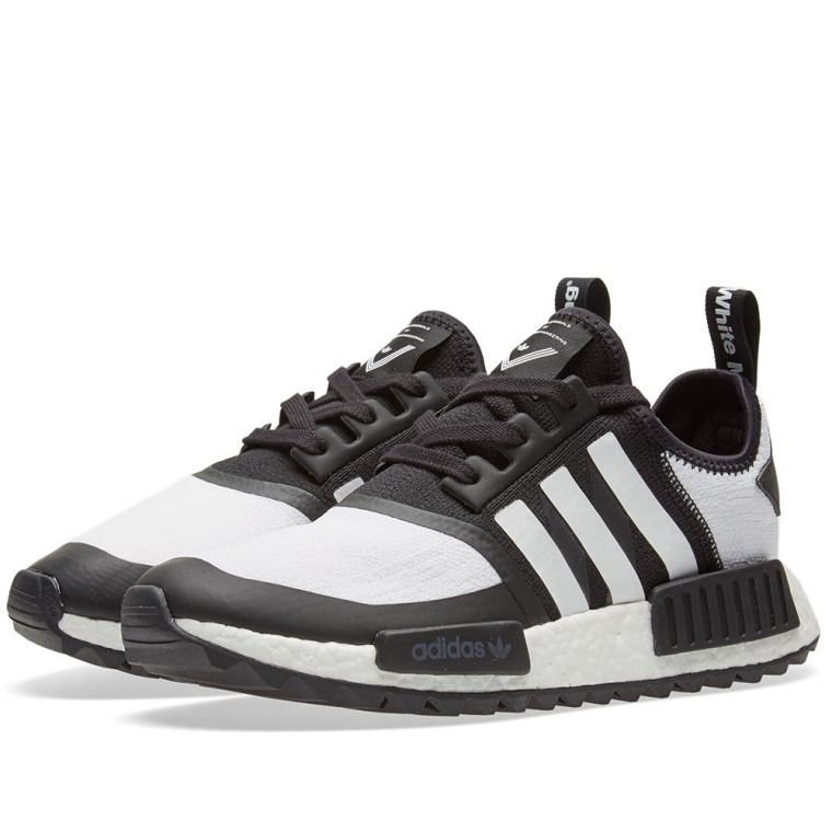 a63081bea New streetwear staples from adidas x White Mountaineering sees the NMD take  another step forward in innovation. A progressive shoe in its own right