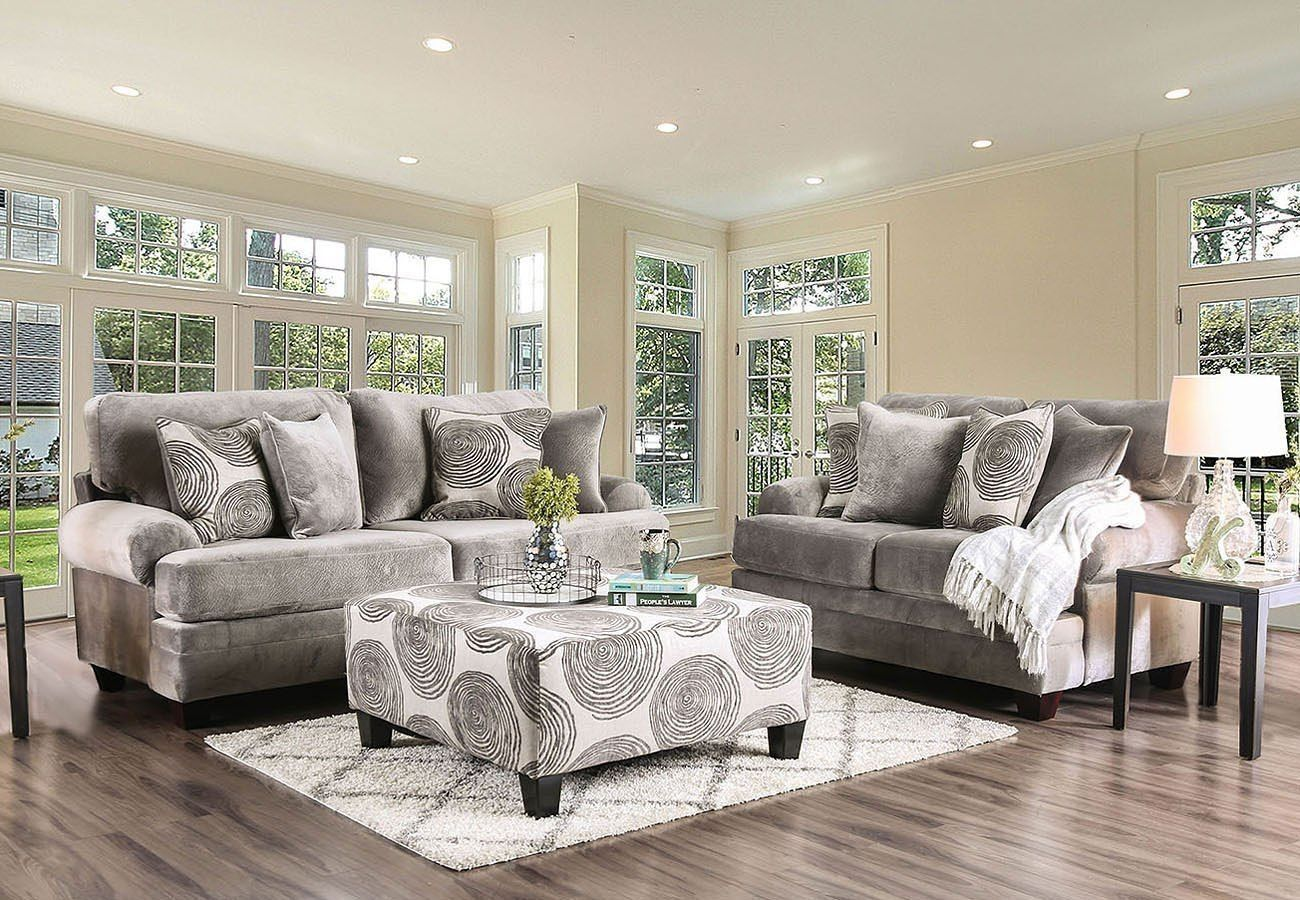 Bonaventura Living Room Set Gray Living Room Remodel Living