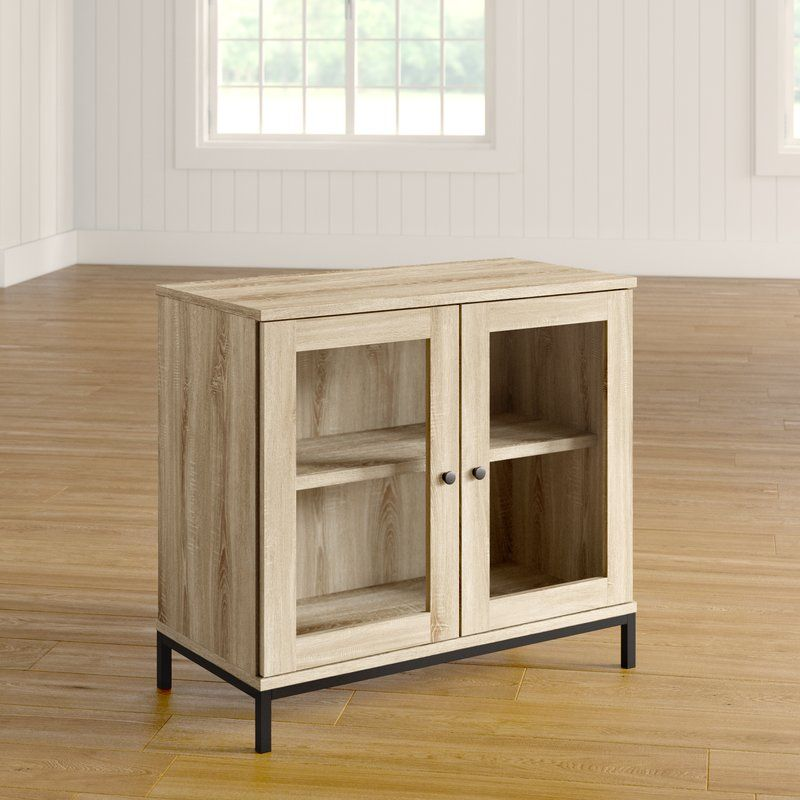 Ermont Tv Stand For Tvs Up To 32 Accent Doors Accent Chests And Cabinets Accent Cabinet