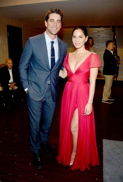 Chatter Busy: Olivia Munn Dating Aaron Rodgers