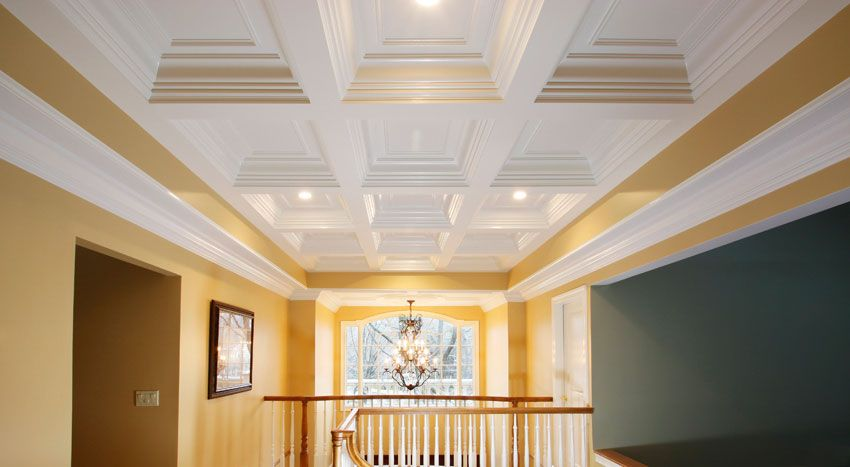 Ceiling Systems Coffered Ceiling Ceiling System Decorative Ceiling Panels