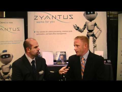 Chiropractic Economics interviews Zyantus at the 2011 Florida Chiropractic Association National Convention and Expo in Orlando, Fla.