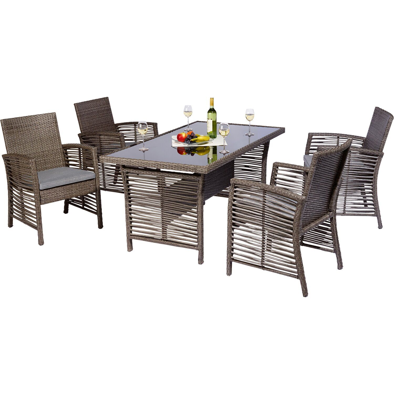 Obi Rattan Gartenmobel In 2021 Lounge Rattan Lounge Design Lounge Stuhl
