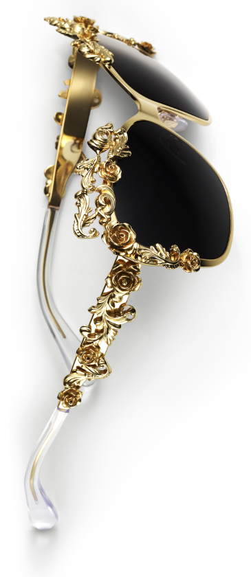 b15d24332a9f3 These showpiece frames by Dolce   Gabbana from Sunglass Hut