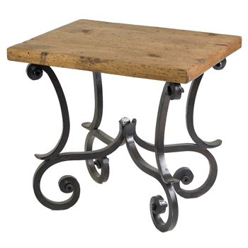 Southwestern FurnitureOld Hickory FurnitureRustic Ranch Style - Ranch style table