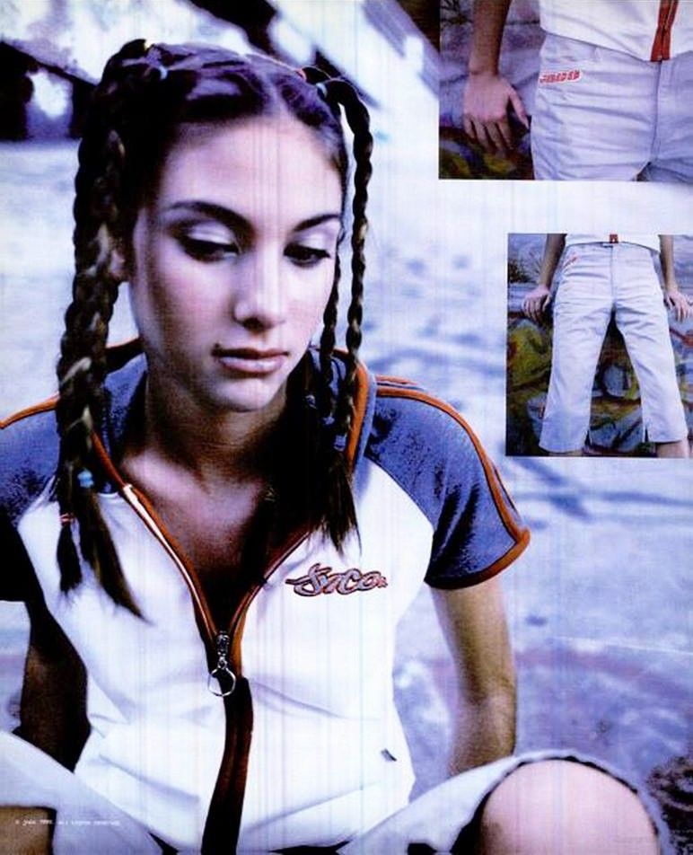 Early 2000s Fashion, Spin