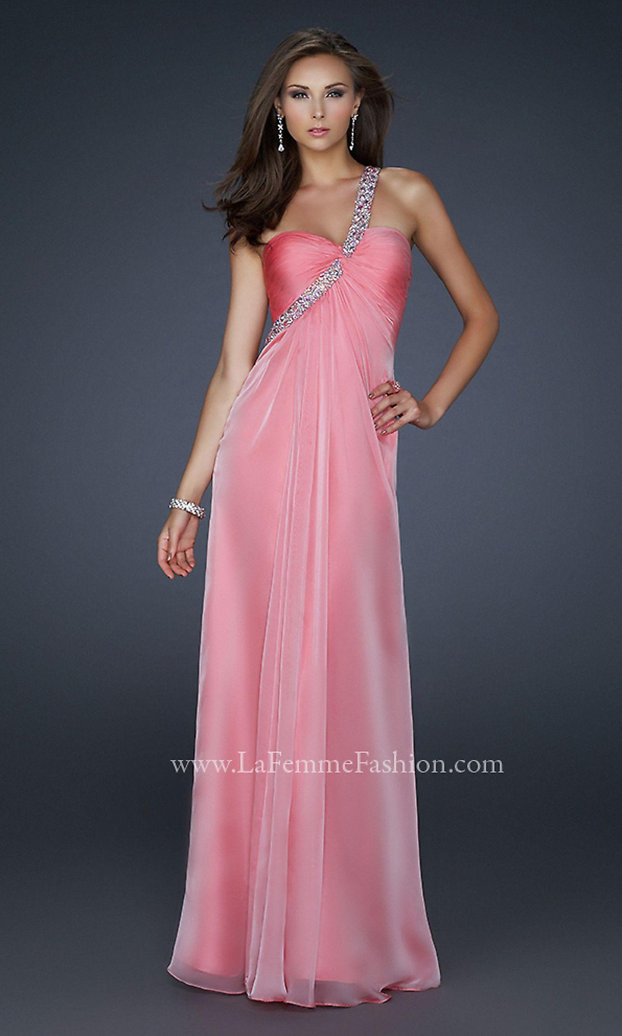 La Femme | Dresses! | Pinterest | Vestido largo, Vestiditos y ...