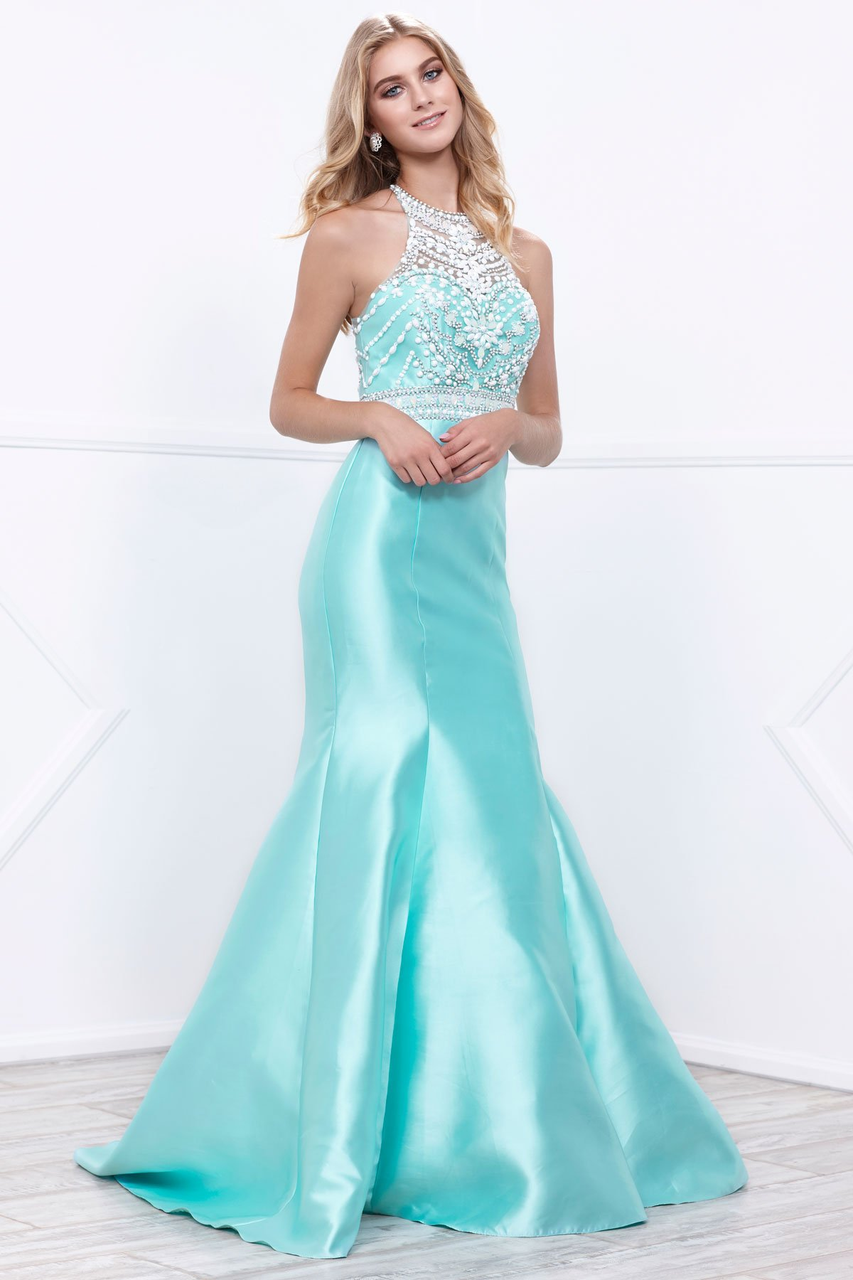 Long Prom Dress NX8296 | Prom, Trumpets and Bodice