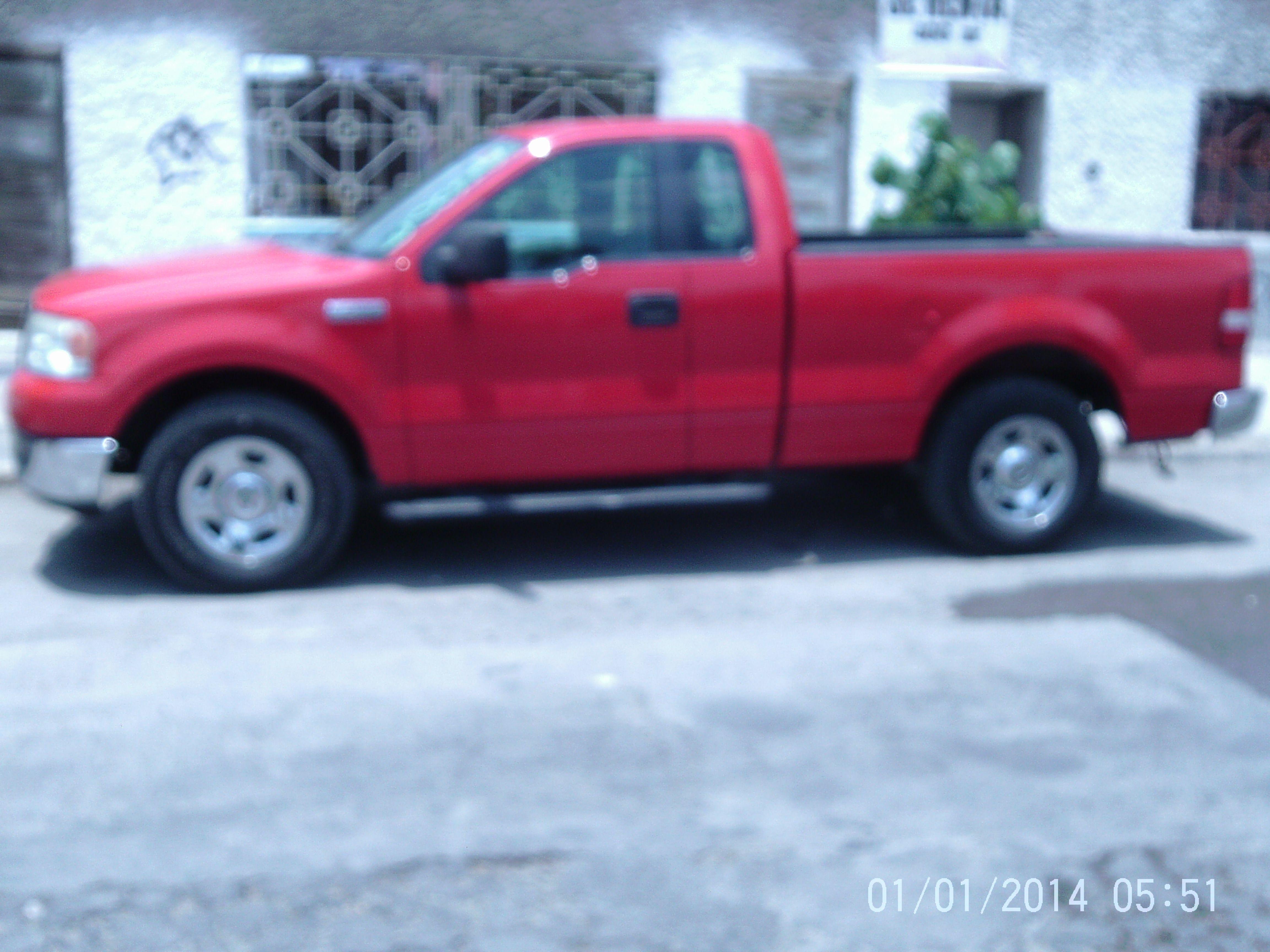 Ford Lobo Triton 2007
