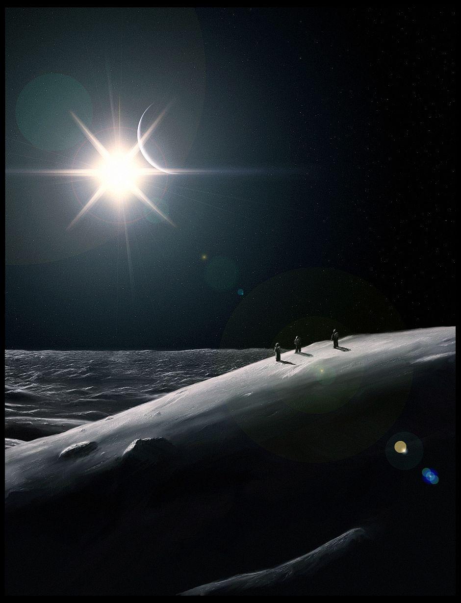 Minor Earth Major Sky By Andr Sar Deviantart Com On Deviantart