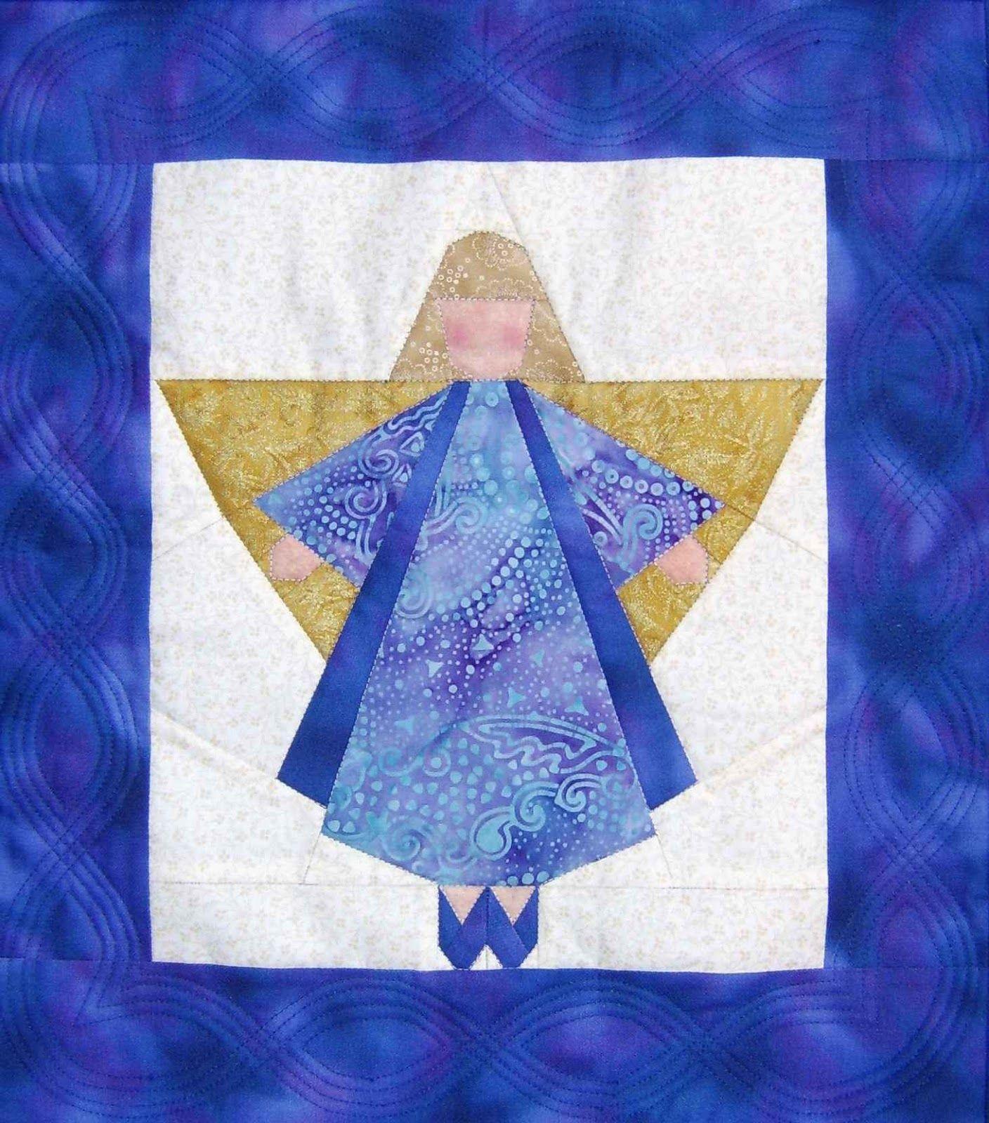 Paper Pieced Quilt Patterns Christmas: Paper Piecing Patterns, Quilt