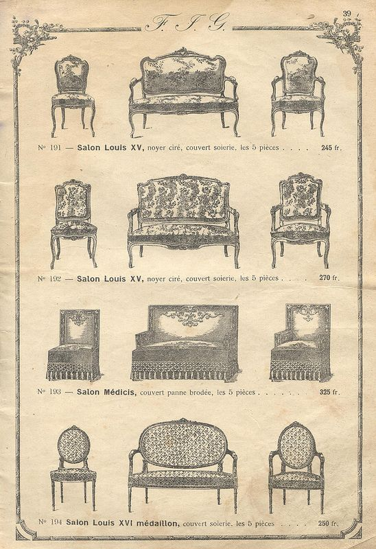 37++ Furniture styles history information