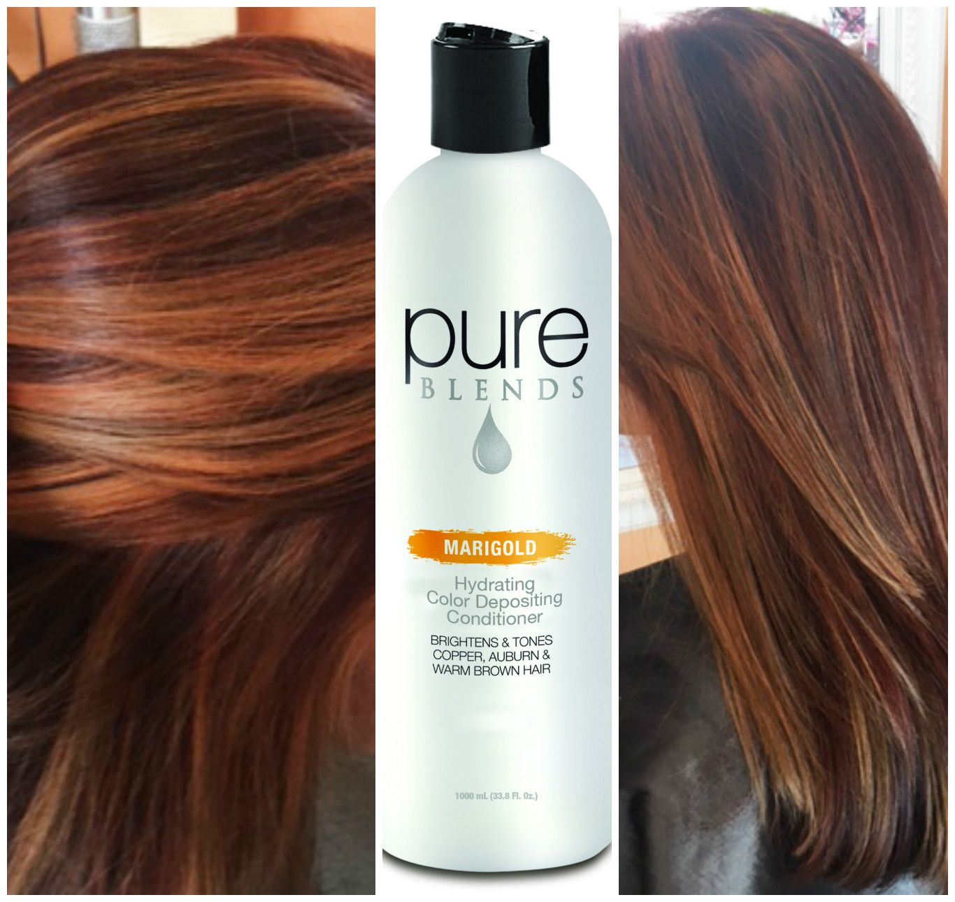 Marigold Tones With Images Color Depositing Shampoo Natural