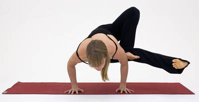 learn about yoga arm balances for intermediate to advanced
