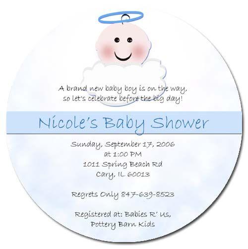 babyboyshowerideas Generally, baby shower theme sets the tone - how to word baby shower invitations