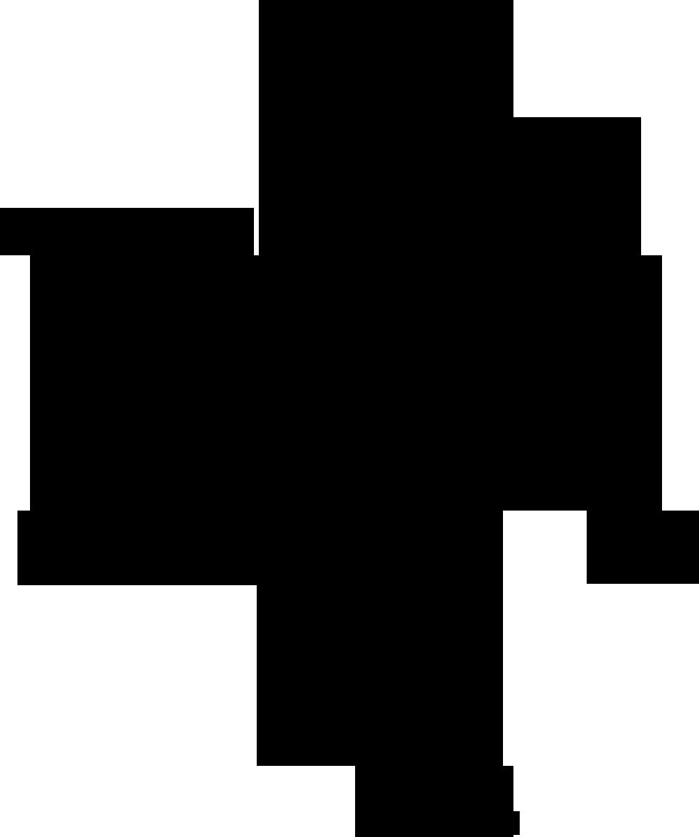 snowflake+2+melonheadz+bw.png (1002×1200) | Melonheadz ...