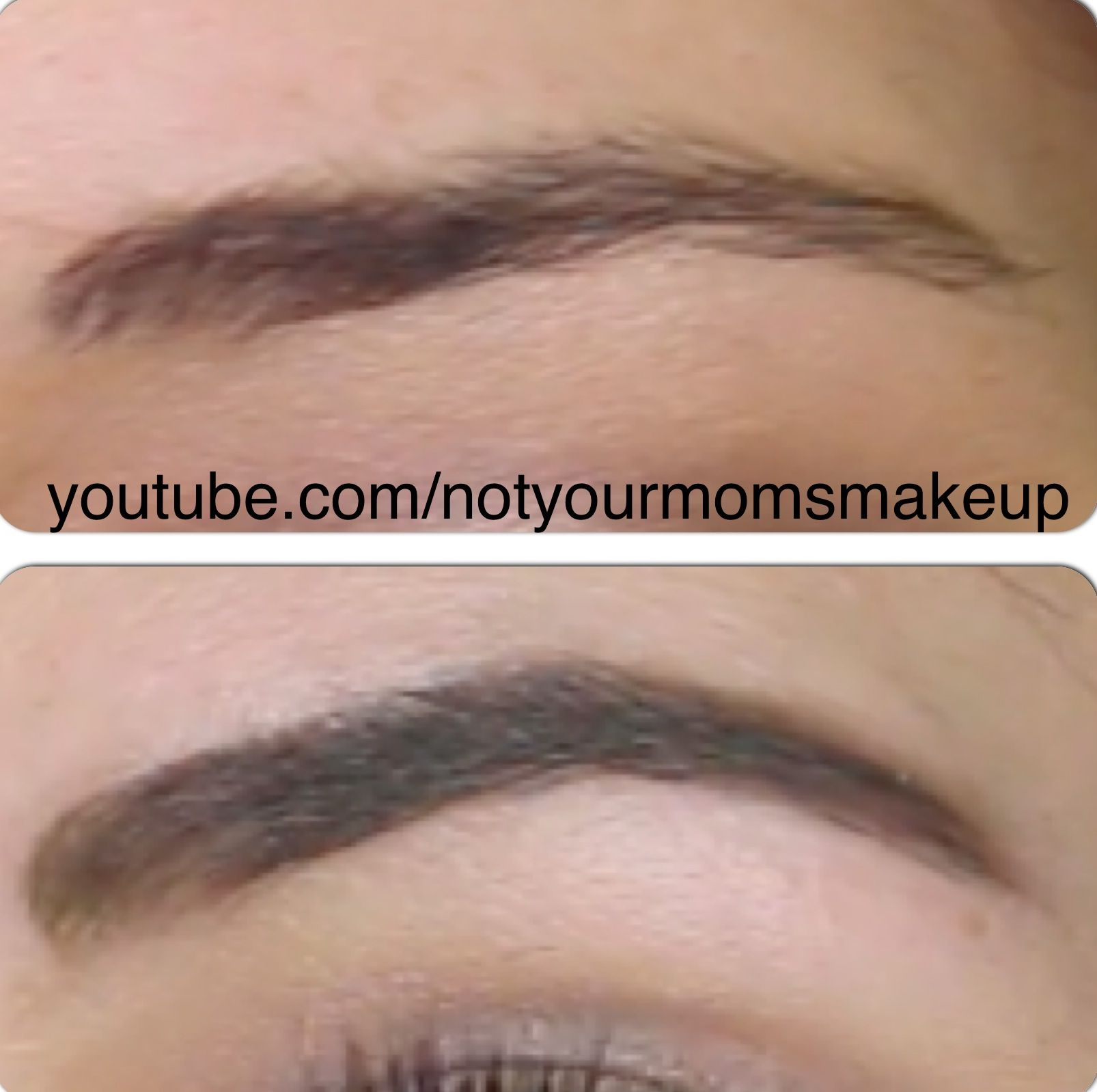 Eyebrow Tutorial Learn How To Fix And Fill In Your Eyebrows And