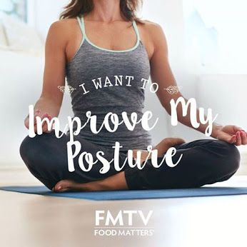 Not sure which film to watch? We've helped you out by categorizing our content into 'I Want To's' to help inspire and kick start your journey to wellness!  Today 'I Want To' --> https://www.fmtv.com/i-want-to/improve-my-posture