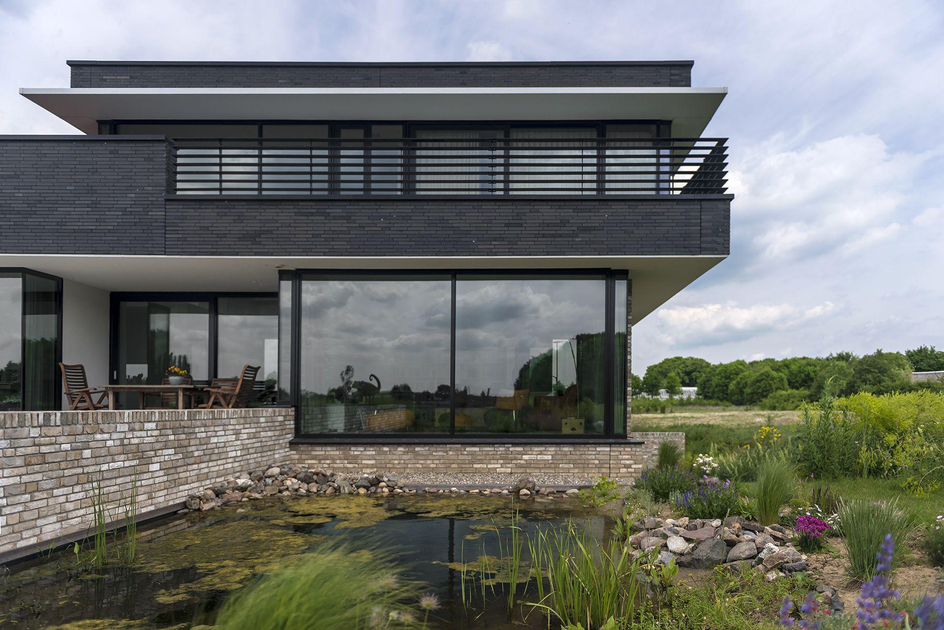 Woonhuis deventer modern architecture architectuur huizen en