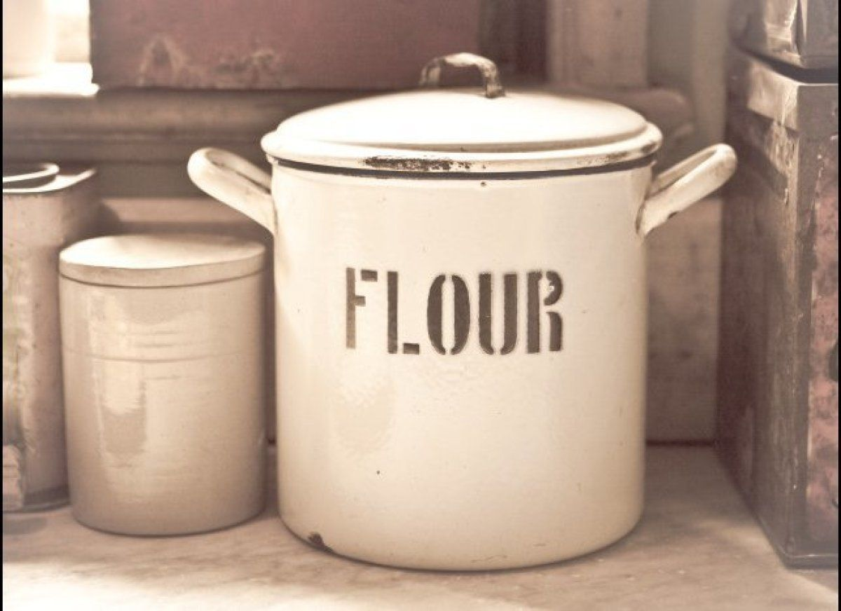 how to make first clear flour