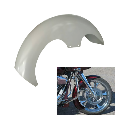 Advertisement Ebay 23 Wheel No Weld Slicer Wrap Front Fender Mudguard For Harley Touring 1986 2013 Softail Touring Harley