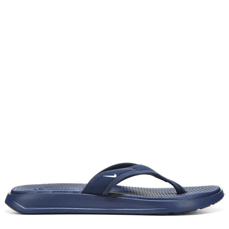 2db81efc833 Nike Men s Ultra Celso Thong Sandals (Midnight Navy White) - 13.0 M