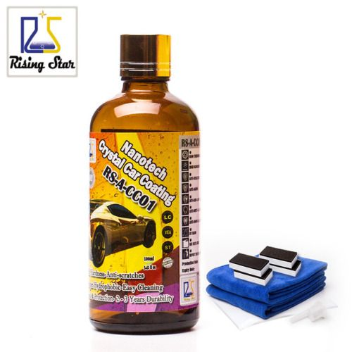 เสนอ 9h Liquid Glass Nano Ceramic Car Coating Super ขายส นค า