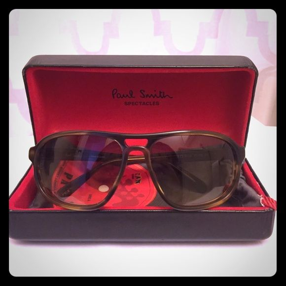 5c813706d0 Paul Smith sunglasses style PS-386 PreLOVED Paul Smith shades - brown  tortoise frame with