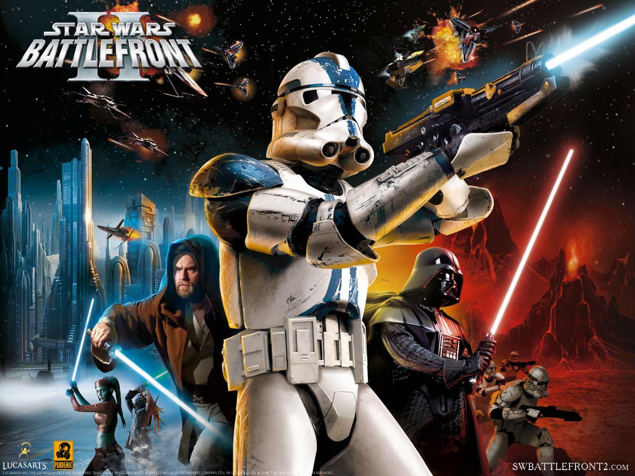 Star Wars Battlefront Ii Wallpaper Star Wars Battlefront Star Wars Games Star Wars Wallpaper