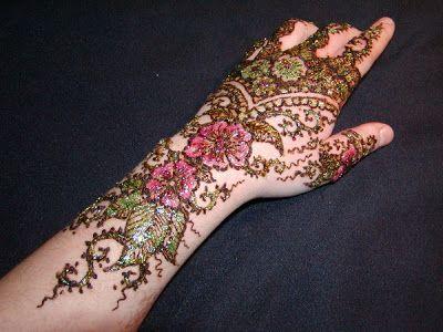 Mehndi Hand Patterns Diwali : Henna cool designs happy diwali