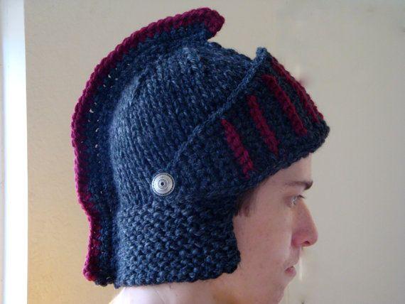 Knight Helmet Crochet Pattern Free Kortnee Kate Photography