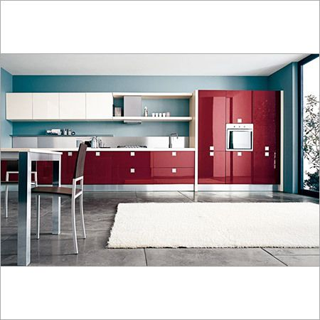 Straight Line Modular Kitchen  Modular Kitchen Designs Adorable Straight Line Kitchen Designs Inspiration Design