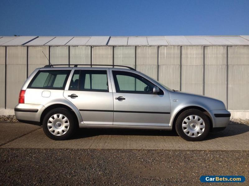 Volkswagen Golf Estate 1.9 Tdi PD 6 Speed 130bhp #vwvolkswagen #forsale #unitedkingdom