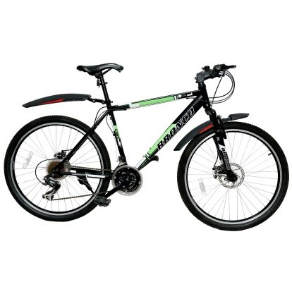Buy Addo India 26 Camber Black Green 21 Speed Bronco Series Adult